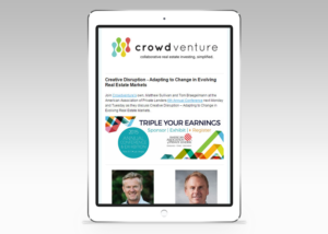 Marketing With Email Newsletter on Mobile Device
