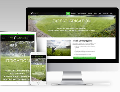 Expert Services Website