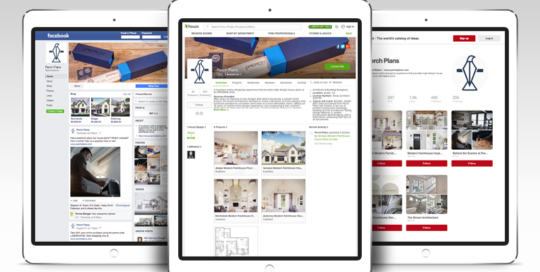 Pinterest, Facebook, and Houzz Marketing Agency