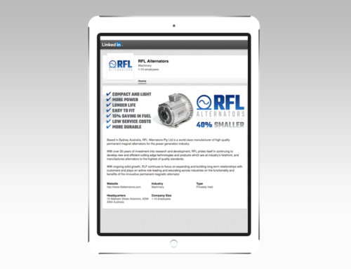 RFL Alternators LinkedIn Company Profile