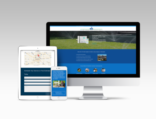 Walker Irrigation Website